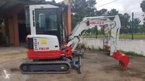 Takeuchi TB 23 R tweedehands rupsgraafmachine