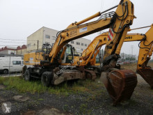 Escavatore gommato Liebherr A 934 B