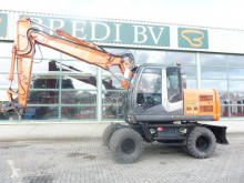 Hitachi ZX 140 W used wheel excavator