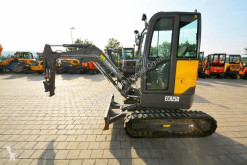 Volvo ECR 25D tweedehands mini-graafmachine