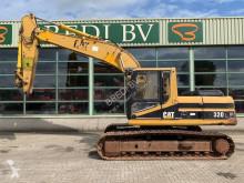 Excavadora Caterpillar 320L excavadora de cadenas usada