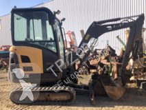 Volvo ec20c mini-excavator second-hand