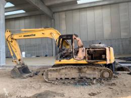 Escavatore cingolato Komatsu PC180NLC-6