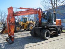 excavadora Hitachi ZX 140W