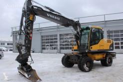Volvo EW 160C used wheel excavator