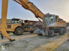 Liebherr A934 escavatore gommato usato