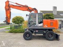 Hitachi ZX170W-3 used wheel excavator