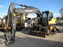 excavadora Volvo EW 160 C