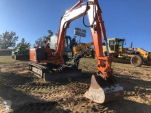 Hitachi ZX80SB ZX80 SBLC mini-excavator second-hand