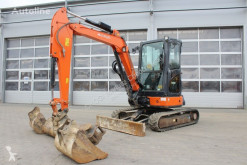 Hitachi ZX38U-5A used mini excavator