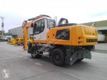 Excavadora Liebherr A 924EW Litronic excavadora de ruedas nueva