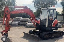 Kubota U45-3 used mini excavator