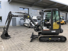 Volvo ECR 40D miniskovel begagnad