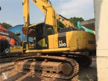 excavadora Komatsu PC300-7