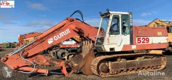 Excavadora Guria 529 excavadora de cadenas usada