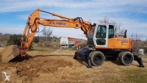 Fiat-Hitachi EX 165 W 165 used wheel excavator