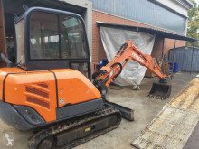 Hitachi ZX27 mini-excavator second-hand