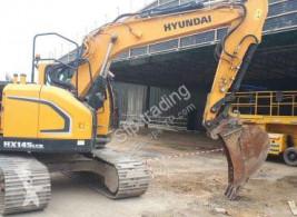 Excavadora Hyundai HX 145LCR excavadora de cadenas usada