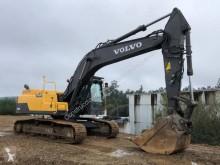 Excavadora Volvo EC25 EC 250 excavadora de cadenas usada