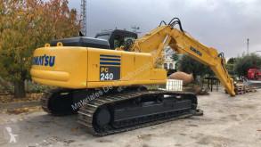 Komatsu PC240NLC-6K escavatore cingolato usato