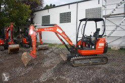 Kubota KX 61-3 Cabrio mini-excavator second-hand