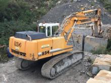 Liebherr R 934 B HD S Litronic escavatore cingolato usato