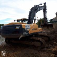 Volvo EC 240 C N L used track excavator