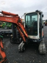 Kubota U25-3 used mini excavator