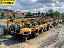 Excavadora Caterpillar M313|KOMATSU PW140 160 CAT LIEBHERR 313 315 312 316 311 314 900 JCB JS145W 175 HITACHI ZX 140 VOLVO EW140 C 160 excavadora de ruedas usada
