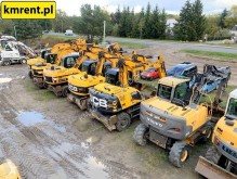 利勃海尔 A309|KOMATSU PW98 110 118 CAT M312 LIEBHERR A310 311 312 JCB JS130 145 TEREX 42HML 85 110 轮胎式挖掘机 二手