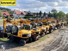 Excavadora Liebherr A309|KOMATSU PW98 110 118 CAT M312 LIEBHERR A310 311 312 JCB JS130 145 TEREX 42HML 85 110 excavadora de ruedas usada