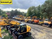 Excavadora Liebherr A314|KOMATSU PW98 110 118 CAT M312 LIEBHERR A309 310 312 JCB JS130 145 TEREX 42HML 85 110 WACKER NEUSON 100 excavadora de ruedas usada