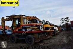 Excavadora Liebherr A904|KOMATSU VOLVO 160 180 JCB JS 175W CAT 315 316 318 LIEBHERR 314 900 excavadora de ruedas usada