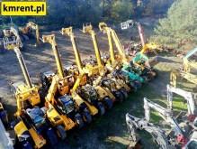 Escavadora Mecalac 714MW|KOMATSU PW 140 160 CAT LIEBHERR 313 315 312 316 311 314 900 JCB JS145W 175 HITACHI ZX 140 escavadora de rodas usada
