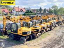 Excavadora JCB JS145W|KOMATSU PW140 160 CAT LIEBHERR 313 315 312 316 311 314 900 JCB JS145W 175 HITACHI ZX140 excavadora de ruedas usada