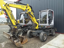 Wacker Neuson 6503 used wheel excavator