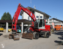 Solmec 108ls used wheel excavator
