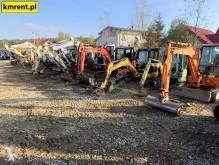 8055|8045 8050 CAT 305 VOLVO ECR 48 YANMAR KUBOTA KX KOMATSU PC 50 TAKEUCHI TB 153 mini-excavator second-hand