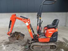 excavadora miniexcavadora Kubota