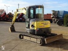 New Holland E 50.2 SR excavator pe şenile second-hand