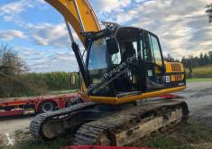 Excavadora JCB JS 210 LC excavadora de cadenas usada