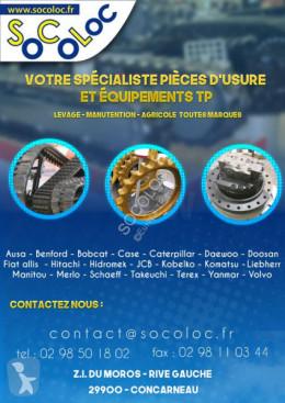 Escavatore cingolato SAV SOCOLOC réparation tp socoloc