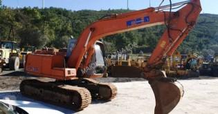 Excavadora Fiat-Hitachi EX 135 excavadora de cadenas usada