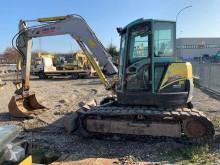 Excavadora Yanmar SV100 excavadora de cadenas usado
