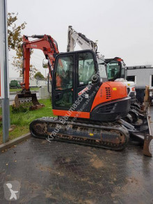Kubota KX 080-4 used mini excavator