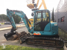 Terex TC75 used mini excavator