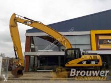 Excavadora Caterpillar 323 D L LR excavadora de cadenas usada