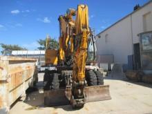 Excavadora JCB JS160W excavadora de ruedas usada