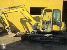 Hyundai R75-7 used mini excavator