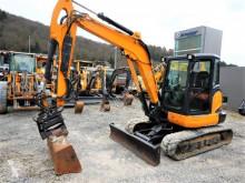 Kubota KX 057-4 HKS XtraTilt mit OQ 40 mini escavatore usato